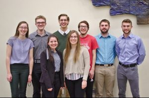 Chemistry Majors Set Sights on Graduate School