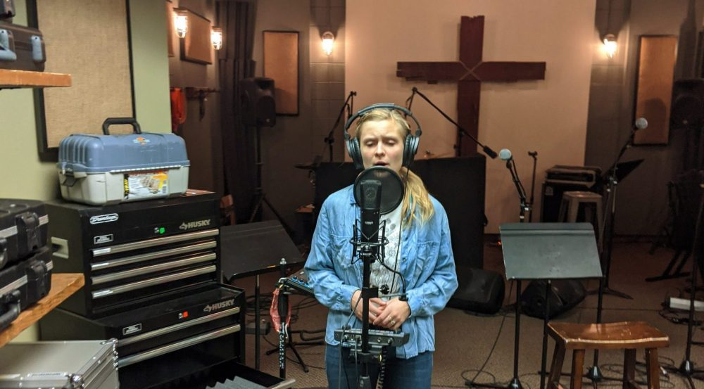 Recording Studio Helps Equip Worship Arts Majors